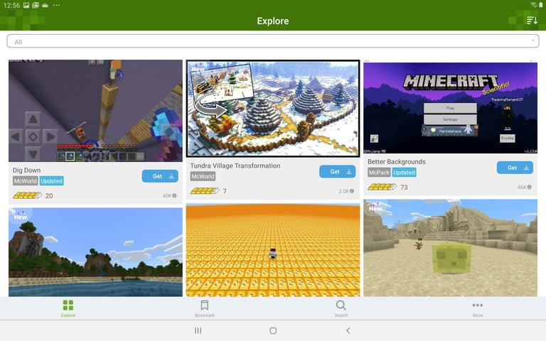 Addons for Minecraft Android