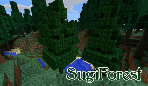 Sugi Forest 1.11