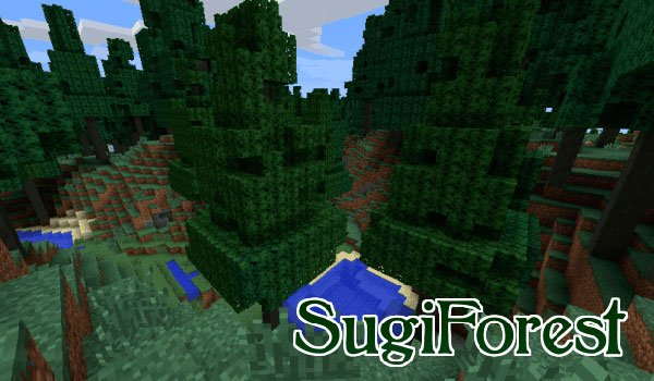 Sugi Forest 1.12